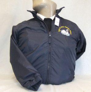 Clyst St Mary Primary School Reversible Fleece