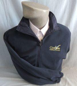 Clyst Vale Community College Reversible Fleece