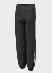Performance Tracksuit Trousers with White Stripe