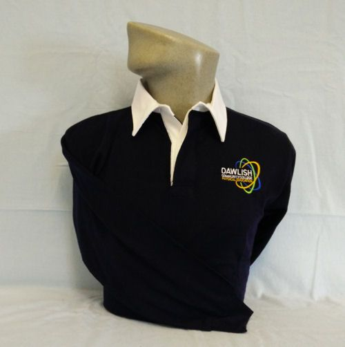 Dawlish Community College Rugby Shirt