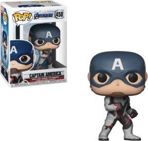 POP! ENDGAME - CAPTAIN AMERICA - 450