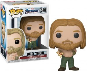 POP! ENDGAME - THOR WITH PIZZA - 578