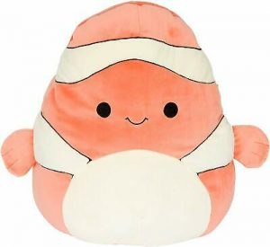 SQUISHMALLOW - RICKY THE CLOWNFISH