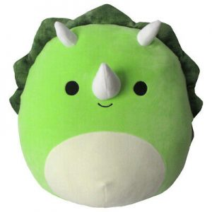 SQUISHMALLOW - TRISTAN THE TRICERATOPS