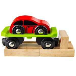 BIG JIGS CAR CARRIAGE + CAR