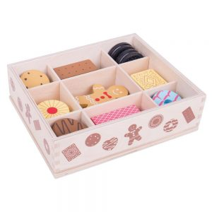 BIG JIGS BOX OF BISCUITS