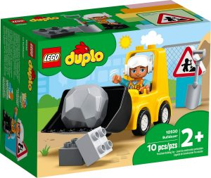 LEGO BULLDOZER - 10930