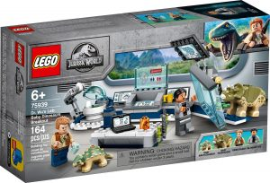 LEGO DR WU'S LAB: BABY DINOSAURS BREAKOUT - 75939