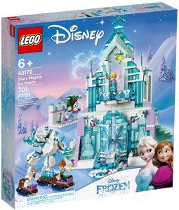 LEGO ELSA'S MAGICAL ICE PALACE - 43172