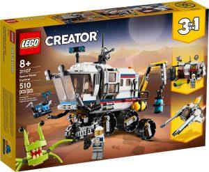 LEGO SPACE ROVER EXPLORER - 31107