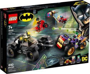 LEGO JOKERS TRIKE CHASE - 76159