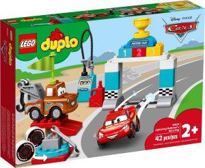 LEGO LIGHTNING MCQUEEN'S RACE DAY - 10924