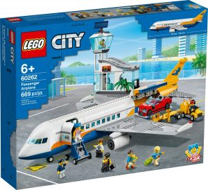 LEGO PASSENGER PLANE - 60262