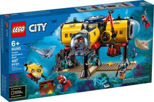 LEGO OCEAN EXPLORATION BASE - 60265
