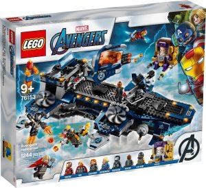 LEGO AVENGERS HELICARRIER - 76153