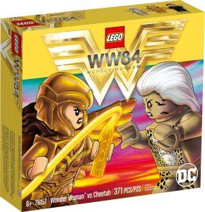 LEGO WONDERWOMAN vs CHEETAH - 76157