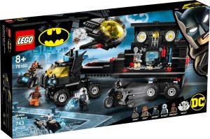 LEGO MOBILE BAT BASE - 76160
