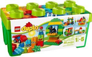 LEGO ALL-IN-ONE BOX OF FUN - 10572