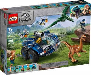 LEGO GALLIMIMUS AND PTERANODON BREAKOUT - 75940