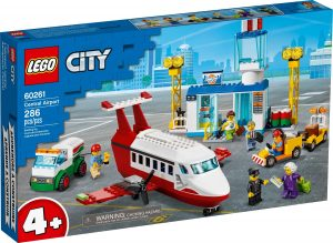 LEGO CENTRAL AIRPORT - 60261