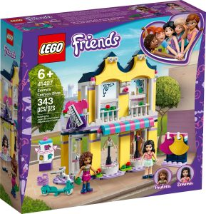 LEGO EMMAS FASHION SHOP -41427
