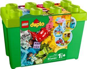 LEGO DELUXE DUPLO BRICK BOX - 10914