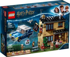 LEGO 4 PRIVET DRIVE - 75968
