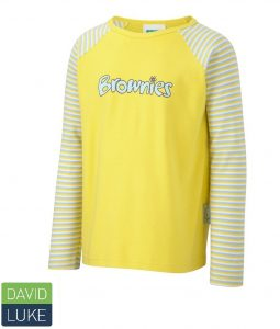 Brownie Long Sleeve Tee