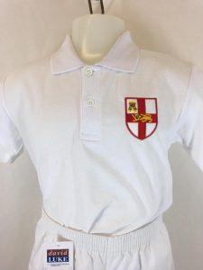 Bramdean School Embroidered Polo Shirt