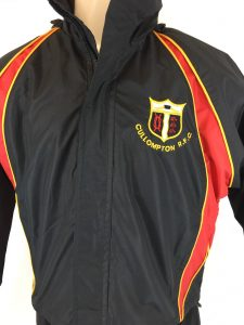Cullompton Rugby Touchline Jacket
