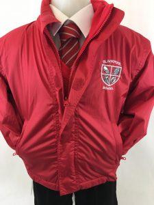 Blackpool Primary School Reversible Coat