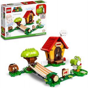 LEGO MARIO'S HOUSE AND YOSHI EXPANSION SET - 71367