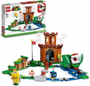 LEGO GUARDED FORTRESS EXPANSION SET - 71362