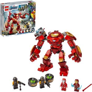 LEGO IRON MAN HULKBUSTER VS AIM AGENT - 76164