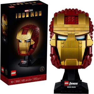 LEGO IRON MAN HELMET - 76165