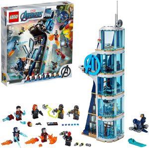 LEGO AVENGERS TOWER BATTLE - 76166