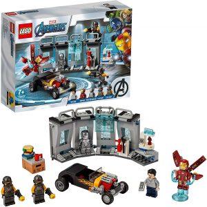 LEGO IRON MAN ARMOURY - 76167