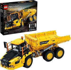 LEGO 6X6 VOLVO ARTICULATED HAULER - 42114