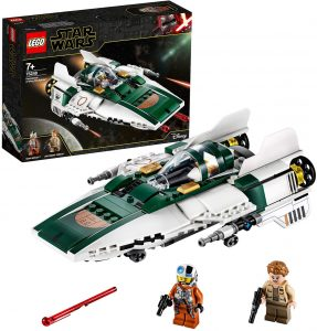 LEGO RESISTANCE A-WING STARFIGHTER - 75248