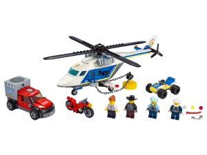 LEGO POLICE HELICOPTER CHASE - 60243