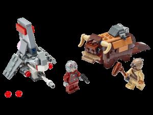 LEGO BANTHA SKYHOPPER MICROFIGHTER - 75265
