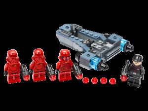 LEGO SITH TROOPER BATTLEPACK - 75266