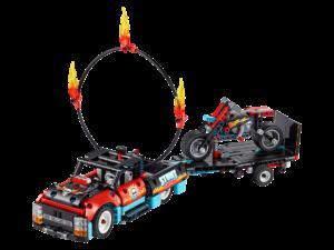 LEGO STUNT SHOW TRUCK & BIKE - 42106
