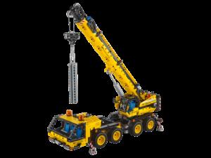 LEGO MOBILE CRANE - 42108