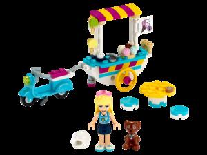 LEGO ICE CREAM CART - 41389
