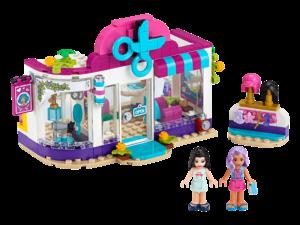 LEGO HEARTLAKE CITY HAIR SALON - 41391