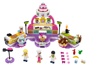 LEGO BAKING COMPETITION - 41393