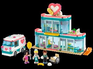 LEGO HEARTLAKE CITY HOSPITAL - 41394