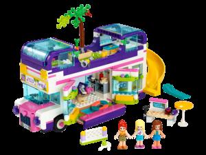 LEGO FRIENDSHIP BUS - 41395