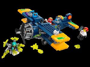 LEGO EL FUEGO'S STUNT PLANE - 70429